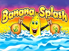 Бонусы с Banana Splash