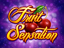 Fruit Sensation с бонусами