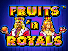 Бонусы в Fruits And Royals