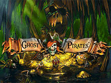 Слоты Ghost Pirates онлайн