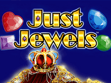 Слоты Just Jewels онлайн