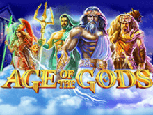 Слоты онлайн Age Of The Gods