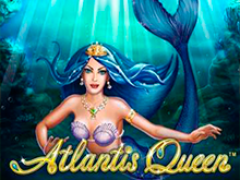 Слот онлайн Atlantis Queen