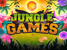 Jungle Games - слоты онлайн
