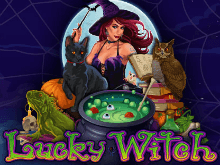 Lucky Witch с бонусами