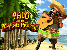 Paco and Popping Peppers на деньги
