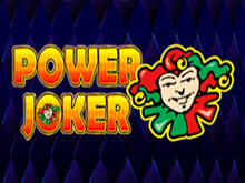 Играть на бонусы в Power Joker
