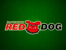 Red Dog Progressive с бонусом