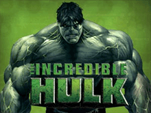 Слоты онлайн The Incredible Hulk