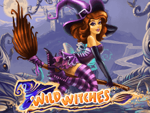 Слоты онлайн Wild Witches
