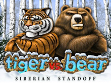 Tiger Vs Bear с бонусом